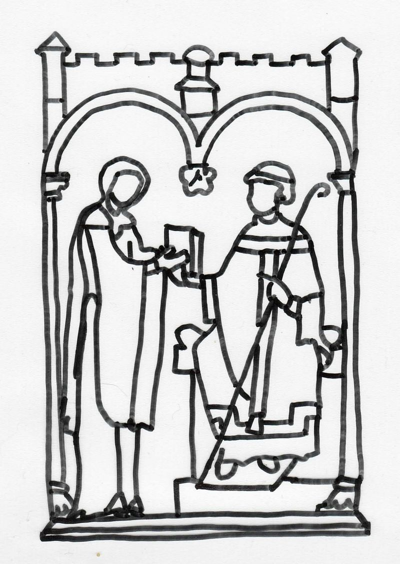 Mamthilde de toscane, duchesse de lorraine