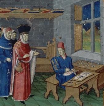 Copie de bnf latin 4915 f1 Guillaume des Ursins et son enlumineur
