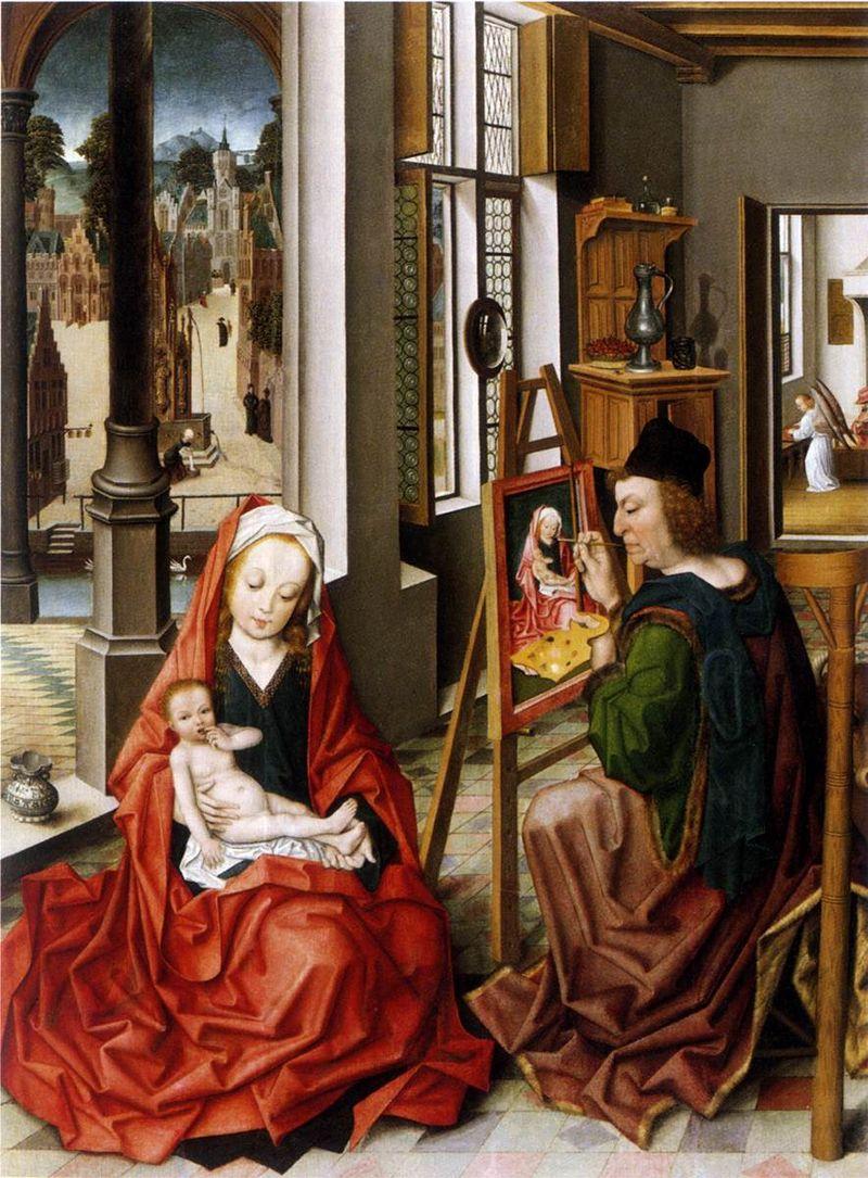Munster, Westfalisches landersmuseum, vers 1470 Derick Baegert