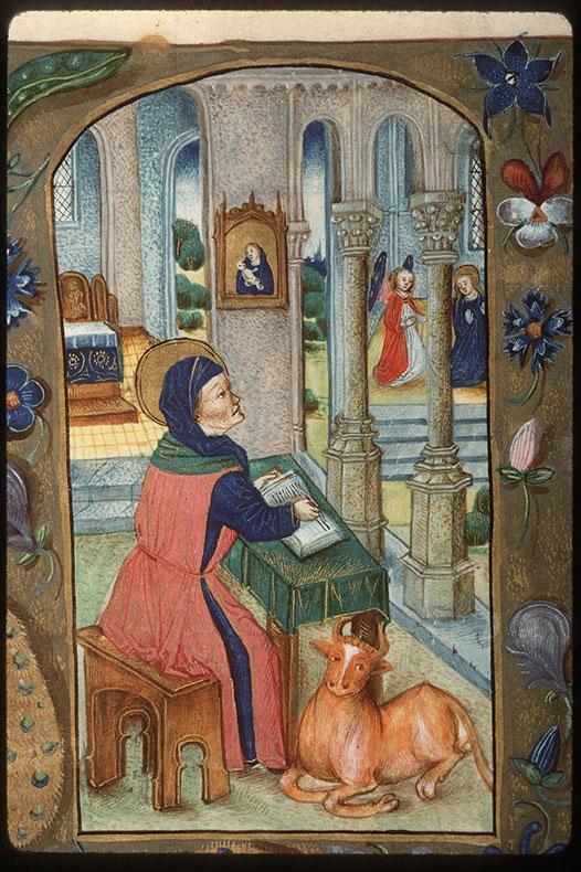 Amiens bm ms lescalopier 20 f17v vers 1495 Picardie maitre d'Antoine Clabault