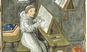 Jacques de guise écrivant