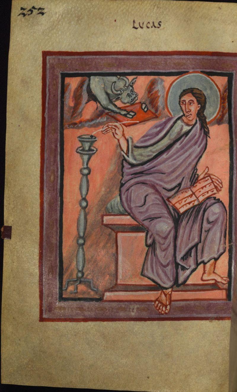 Walters Art Museum Ms. W.4, fol. 126v