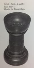 Boîte à sable du XIXe