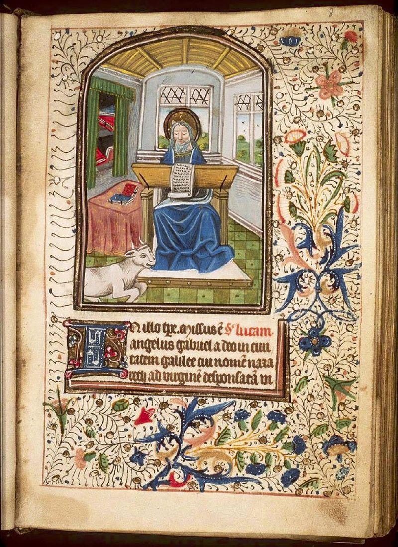 La Haye KB 76g22 folio 8r
