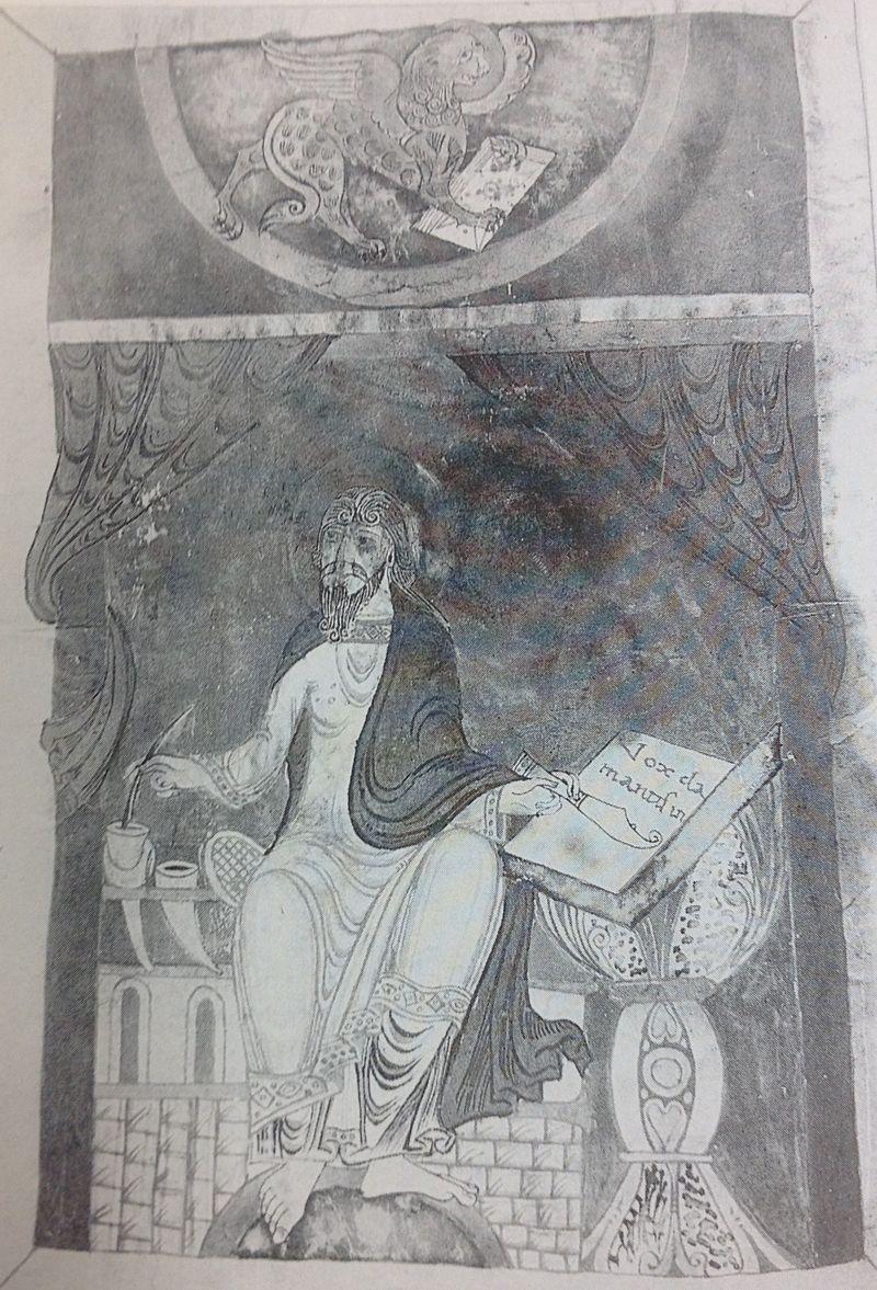 St marc Metz bibl du Grand séminaire, folio 8v