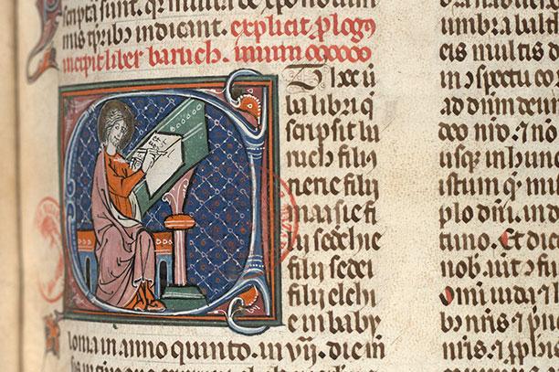 Baruch, bibl mazarine 29 f323 4e Quart 13e languedoc
