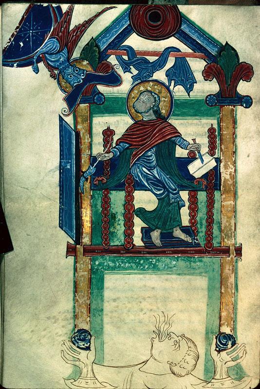 St marc reims 13 f61v 11es Arles ?