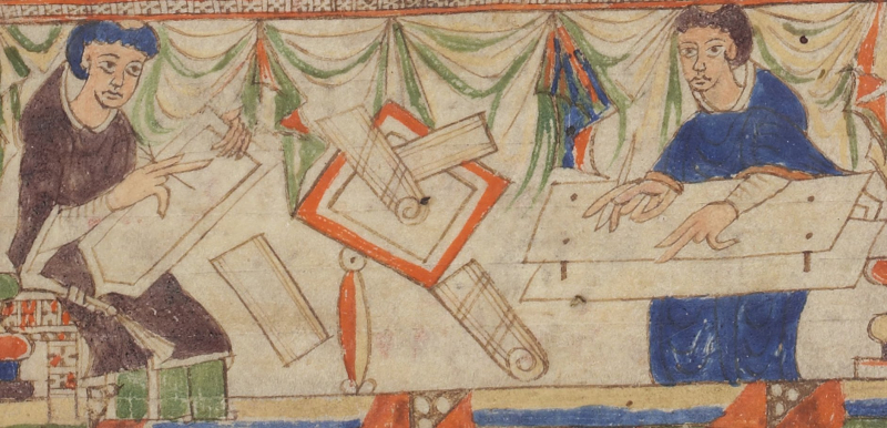11e Paris, BnF, Lat. MS 818 (11th century).