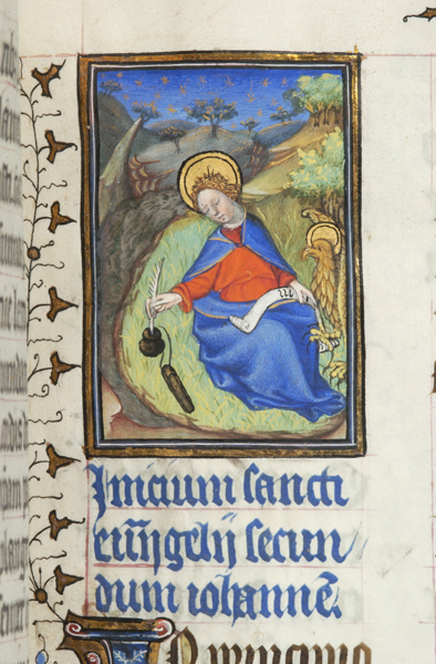 PML M303 f136r Paris ca 1440