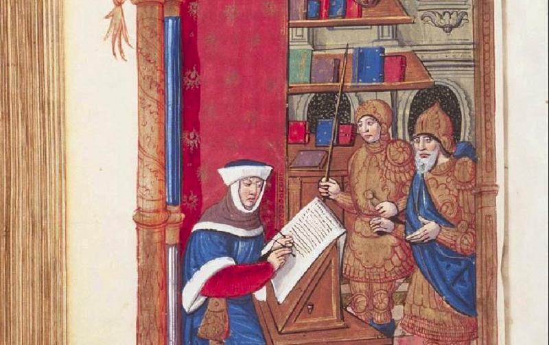 Plutarque histoire de Pompéi La HAye KB134c19 folio078v