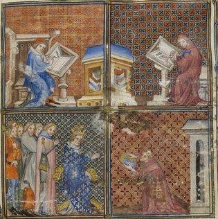1380 (vers) bnf fr 9749 valère maxime et simon de hesdin mémoire