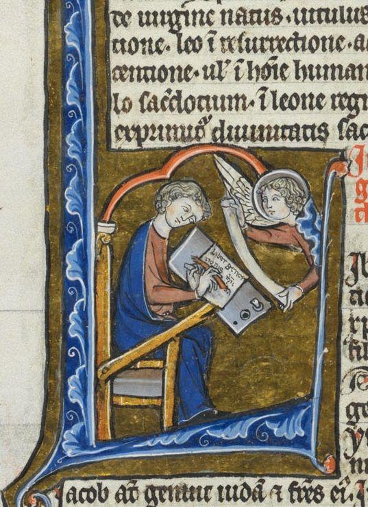 13 fin Lausanne  Bibliothèque Cantonale et Universitaire de Lausanne  U 964- Biblia Porta · France · fin du XIIIe siècle